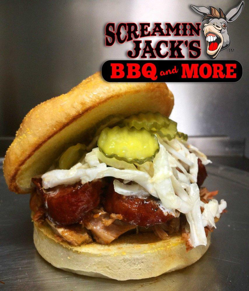 Screamin' Jack's BBQ & More: 602 Arkansas Ave, Sayre, OK