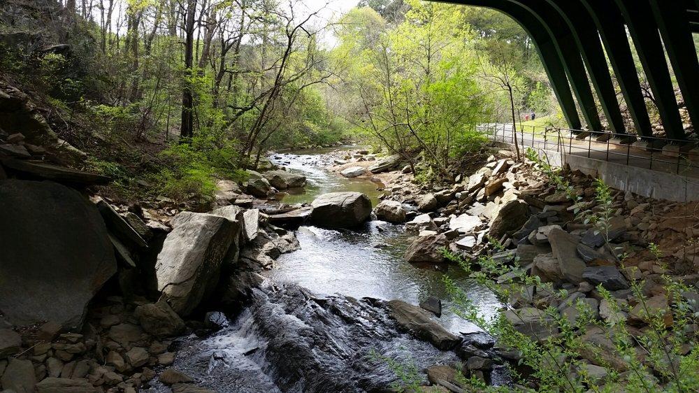 Bob Callan Trail: 342-398 Interstate N Pkwy SE, Atlanta, GA