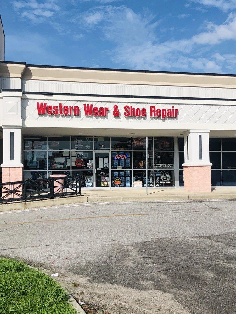 Village Western Wear & Shoe Repair: 1185 Bonita Lakes Cir, Meridian, MS