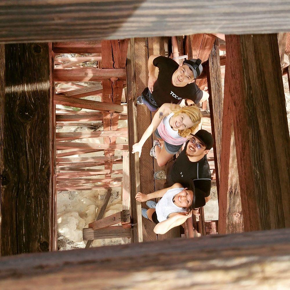 Goat Canyon Trestle: Carrizo Gorge Rd, Jacumba Hot Springs, CA