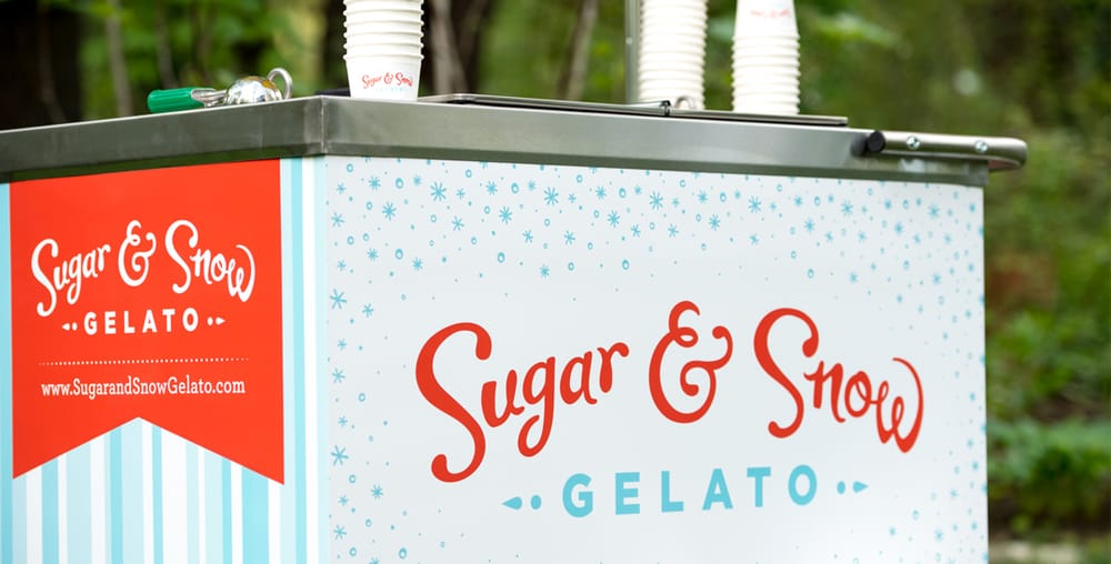 Sugar and Snow Gelato: 1446 Brevard Rd, Asheville, NC