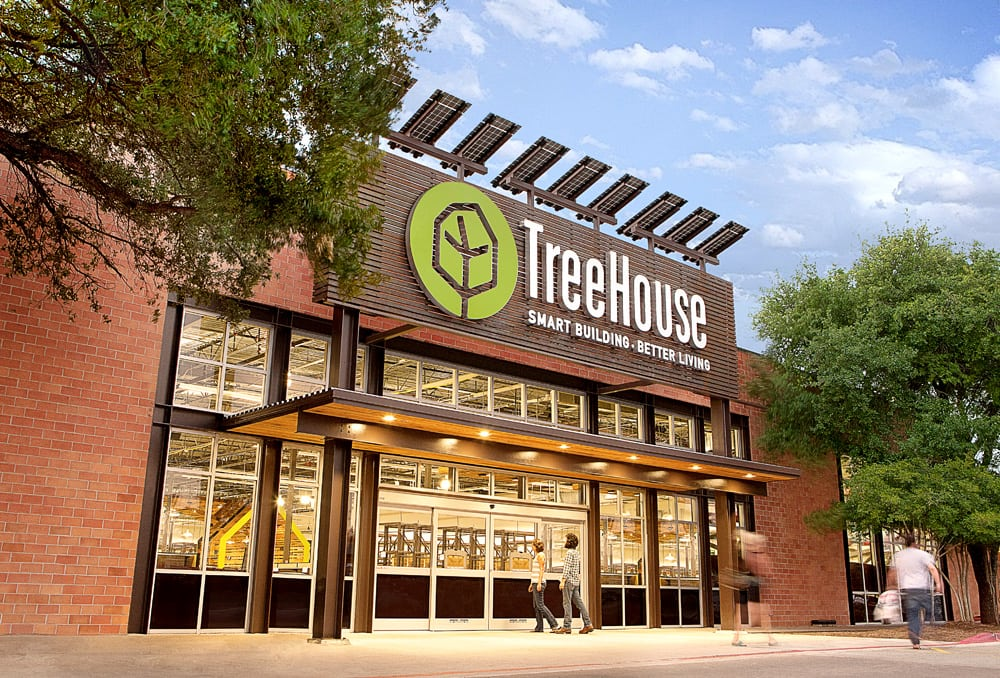 Treehouse Austin Green Building Supplies