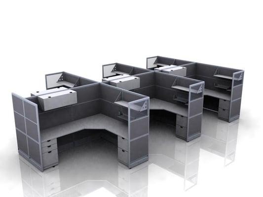 Photo Of Southwest Office Furniture Phoenix Az United States Cubicles