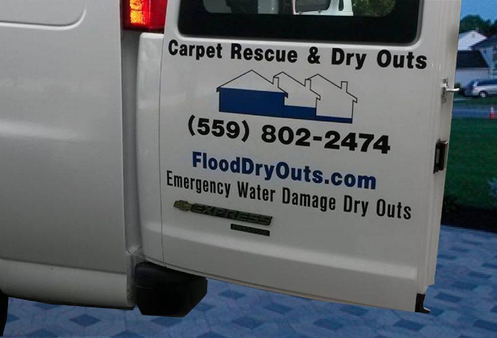 Carpet Rescue & Dry Outs: 4143 E Four Creek Ct, Visalia, CA