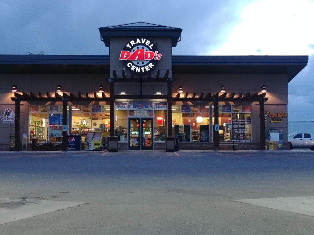 Dad's Travel Center: 3607 North Yellowstone Hwy, Idaho Falls, ID