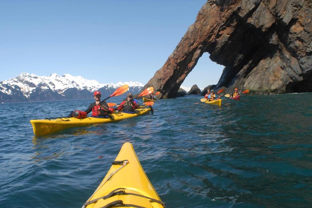 Kenai Fjords Wilderness Lodge: Fox Island Resurrection Bay, Seward, AK