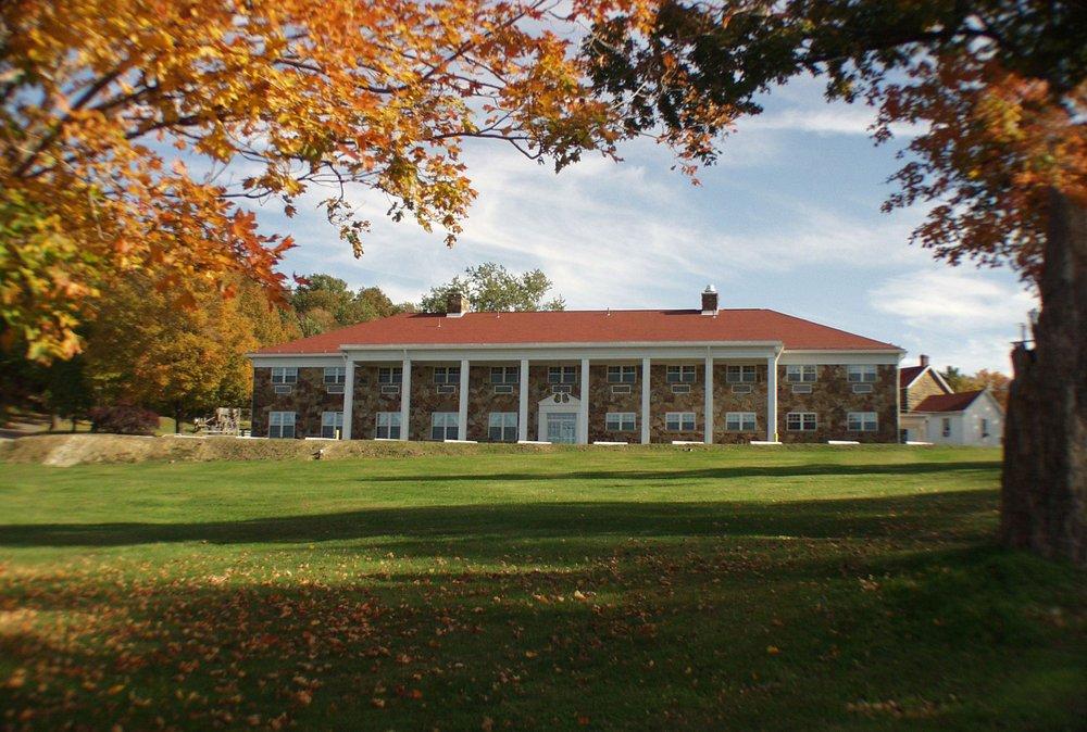 Jumonville Retreat Center: 887 Jumonville Rd, Hopwood, PA