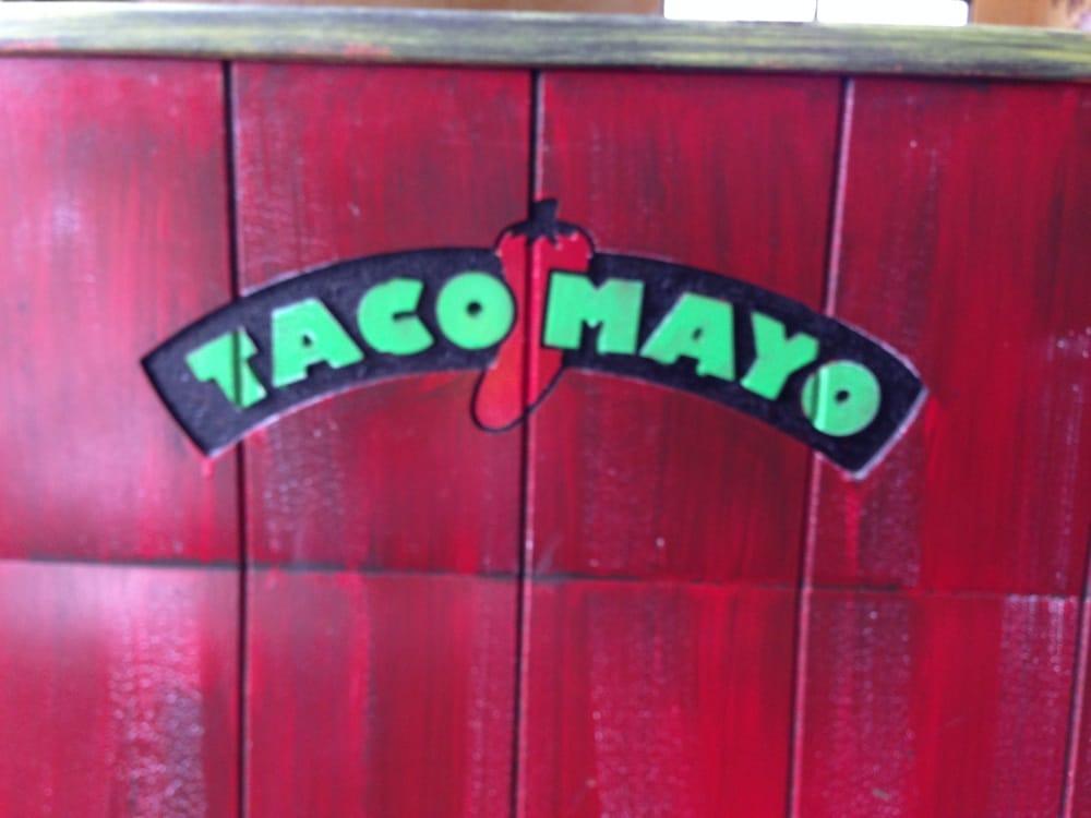 Taco Mayo: 2428 E Cherokee Ave, Sallisaw, OK