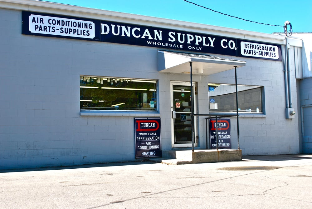 Duncan Supply: 601 E 15th St, Muncie, IN
