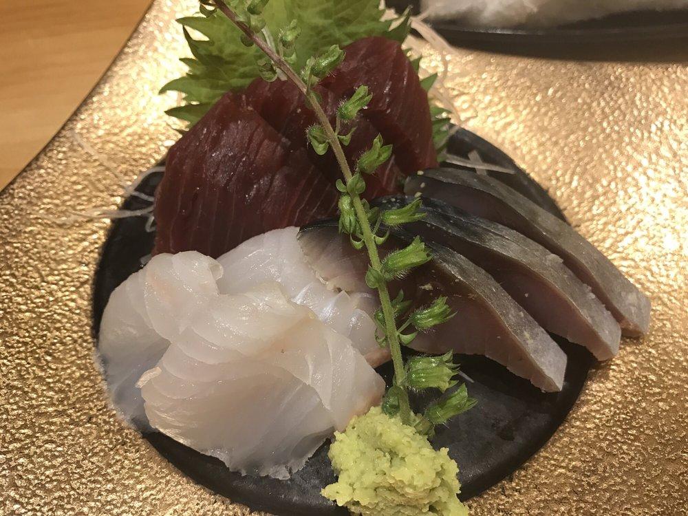 Shibadaimon Sushi Matori