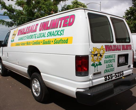Identity Signs & Graphics: 99-185 Moanalua Rd, Aiea, HI
