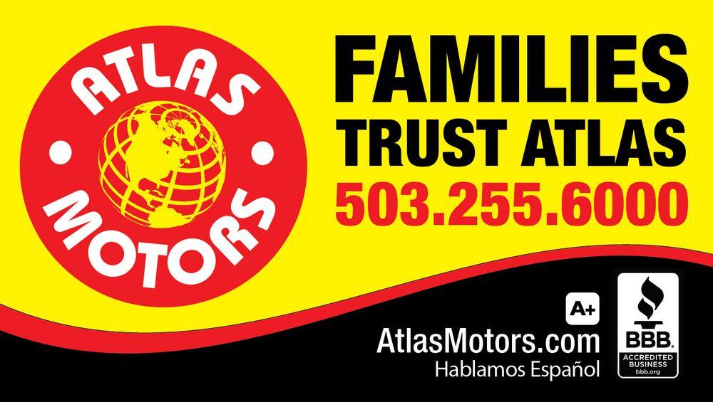 Atlas motors llc for Atlas motors portland oregon