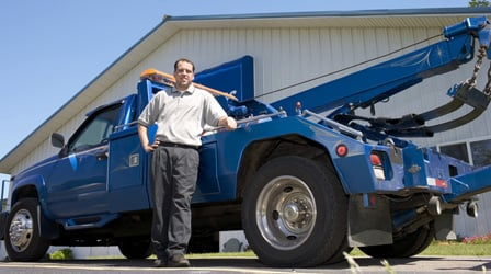 Towing business in North Fond du Lac, WI