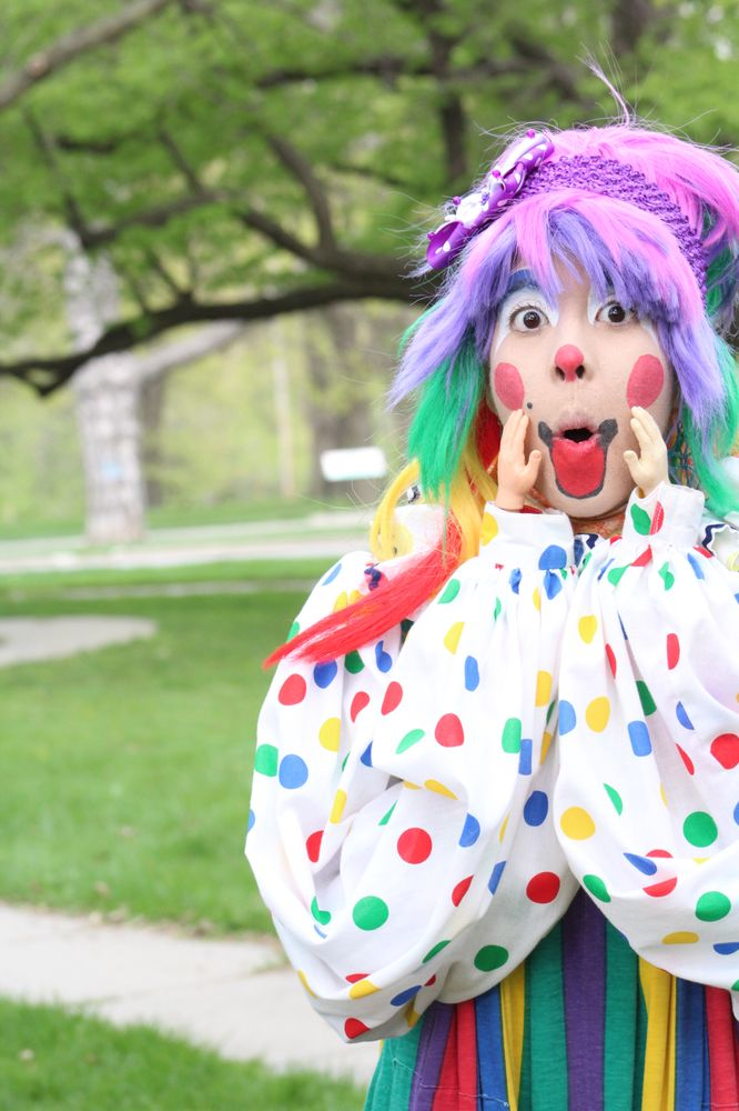 Spazzy Jazzy The Clown