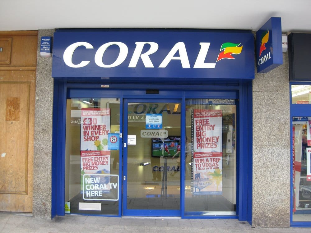 contact coral bookmakers
