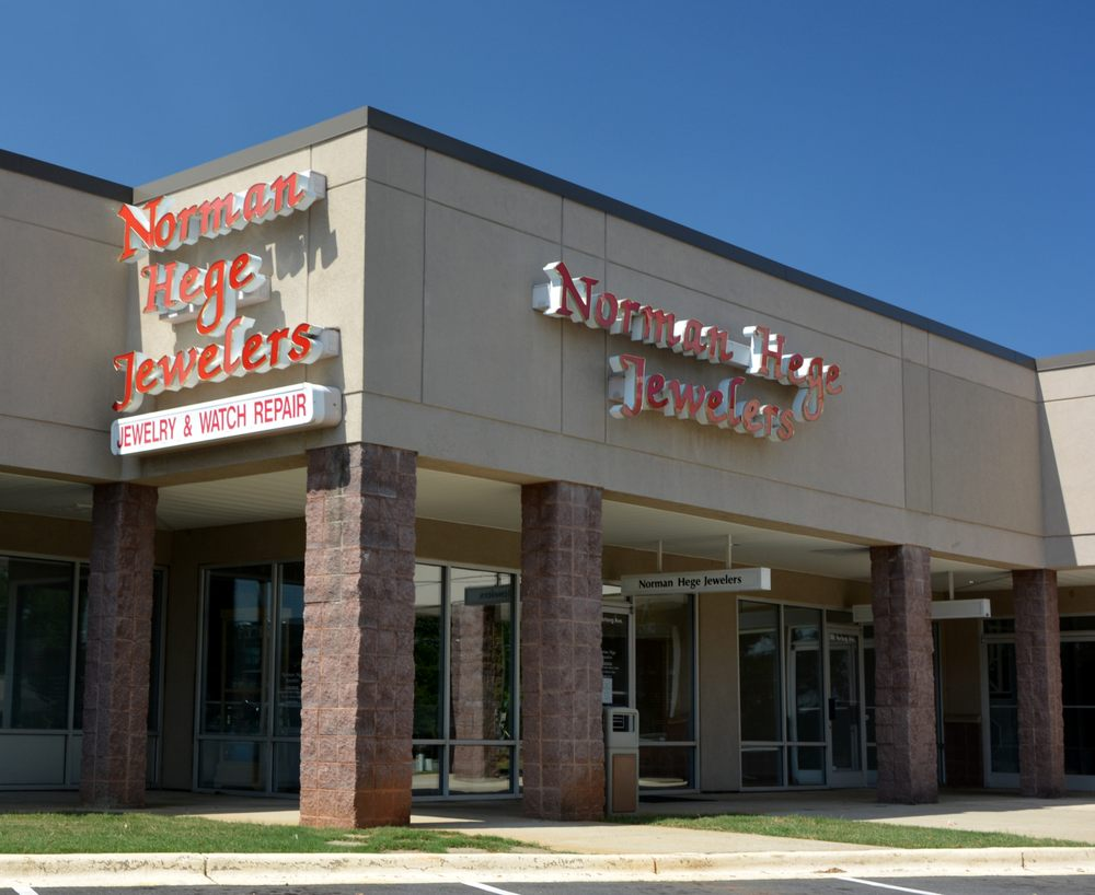 Norman Hege Jewelers: 143 Herlong Ave, Rock Hill, SC