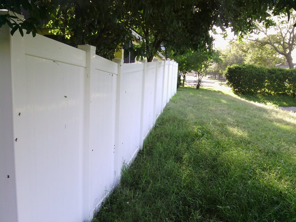 Backyard Fence   64 Photos   Fences U0026 Gates   5417 Brookline Dr, Horizons  West / West Orlando, Orlando, FL   Phone Number   Yelp