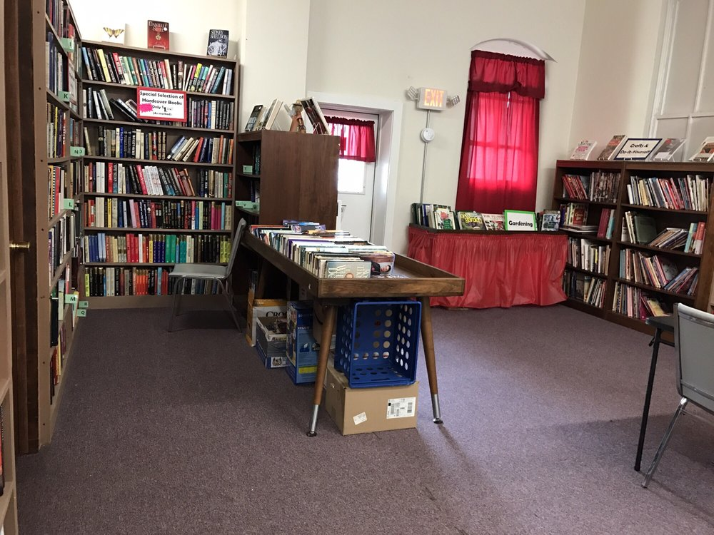 The Book Nook in Boyertown: 130 E Philadephia Ave, Boyertown, PA