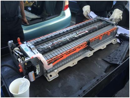 Av Mobile Hybrid Battery