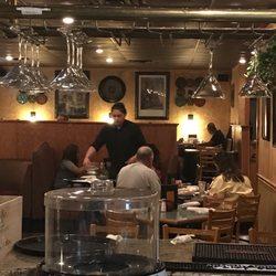 Photo Of Paisano S Ristorante Lawrence Ks United States Intimate Dining Area