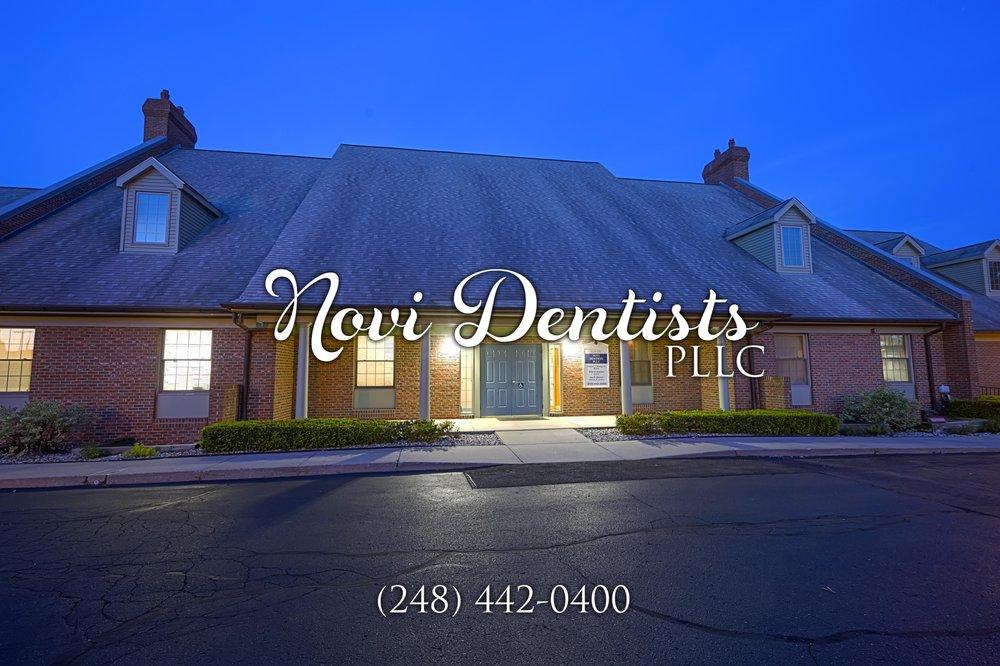 Novi Dentists: 40255 Grand River Ave, Novi, MI