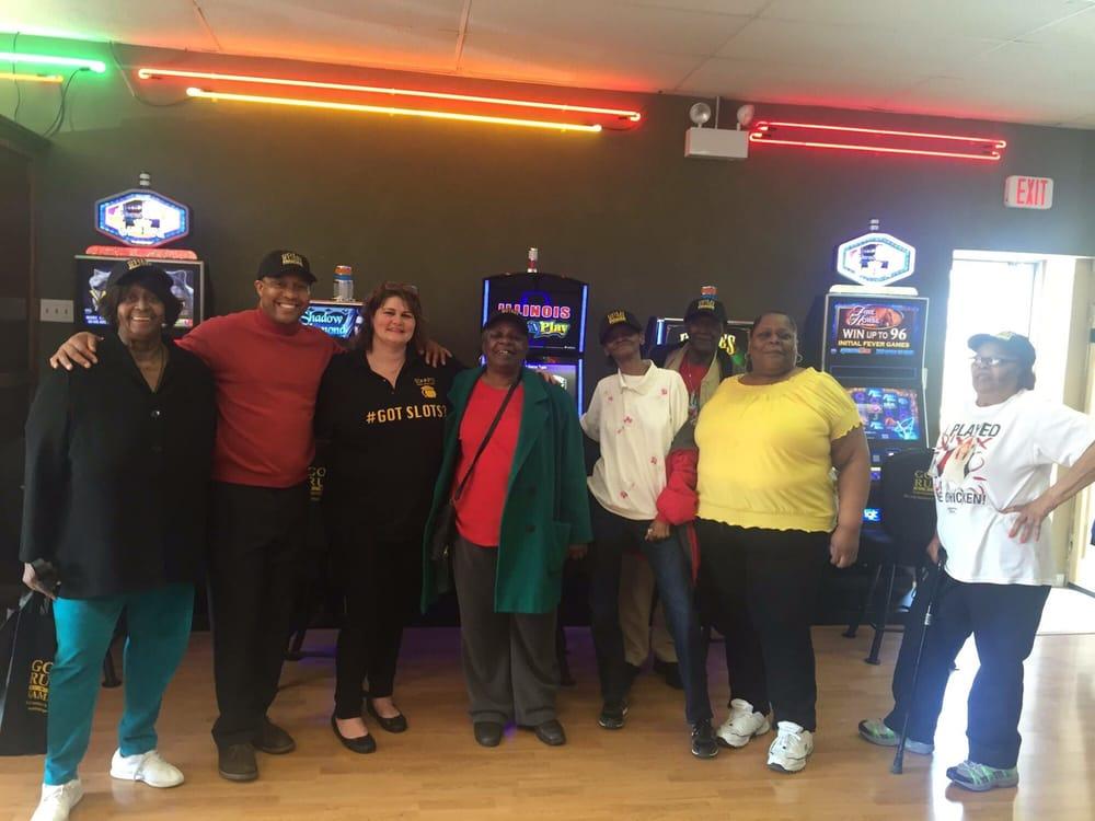 Sonny's Slots And Café: 6721 26th St, Berwyn, IL