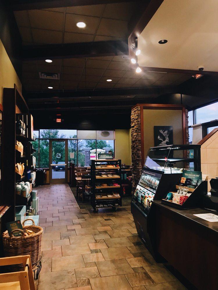 Caribou Coffee: 11008 61st St NE, Albertville, MN