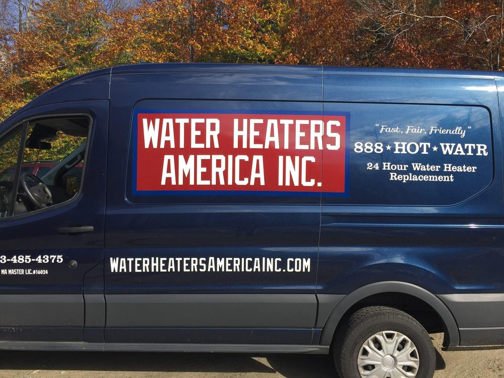 Water Heaters America: Williamsburg, MA