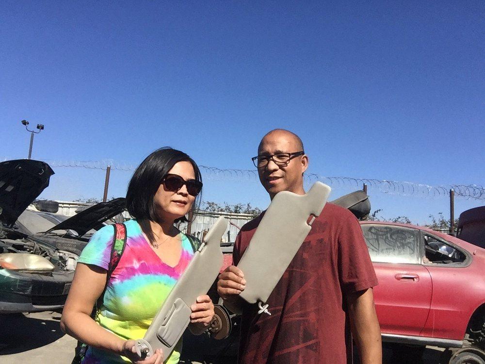 Dorris Auto Wreckers: 3720 Depot Rd, Hayward, CA