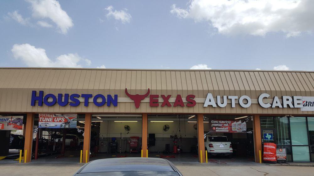 Houston Texas Auto Care