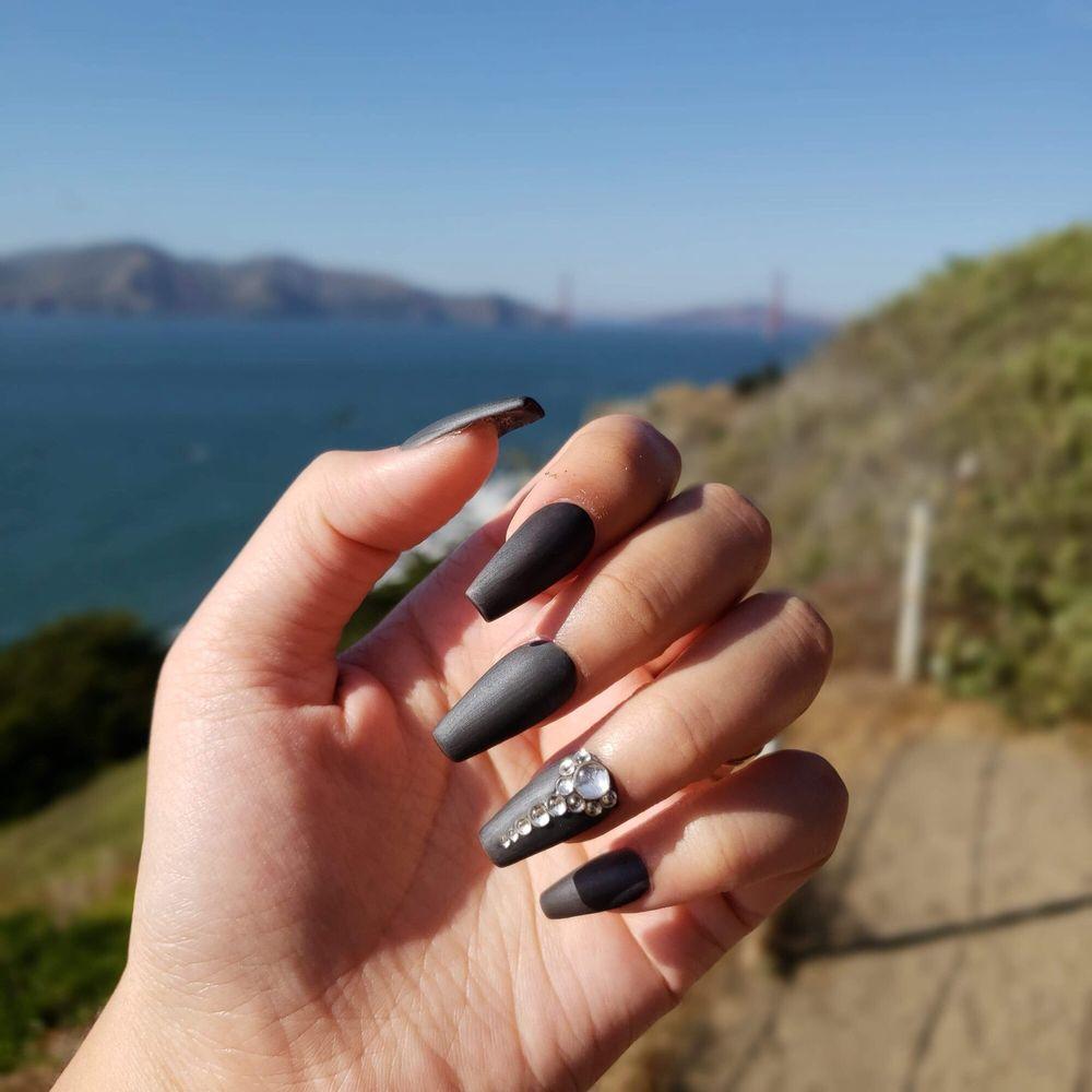 Gentle Nails Salon: 1414 9th Ave, San Francisco, CA