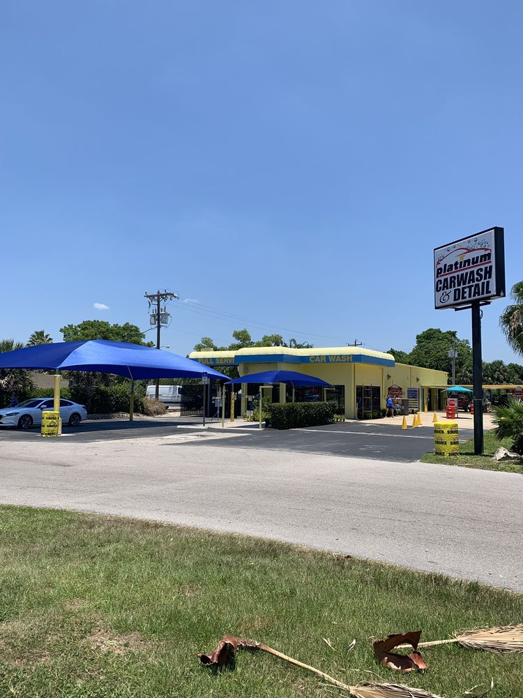 Platinum Car Wash & Detail: 13126 N Cleveland Ave, North Fort Myers, FL