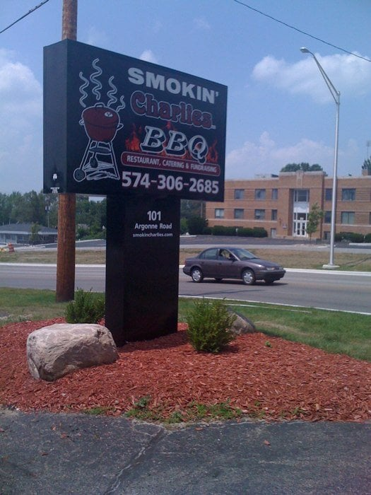 Smokin' Charlies Catering Company: 1270 N 650th W, Warsaw, IN