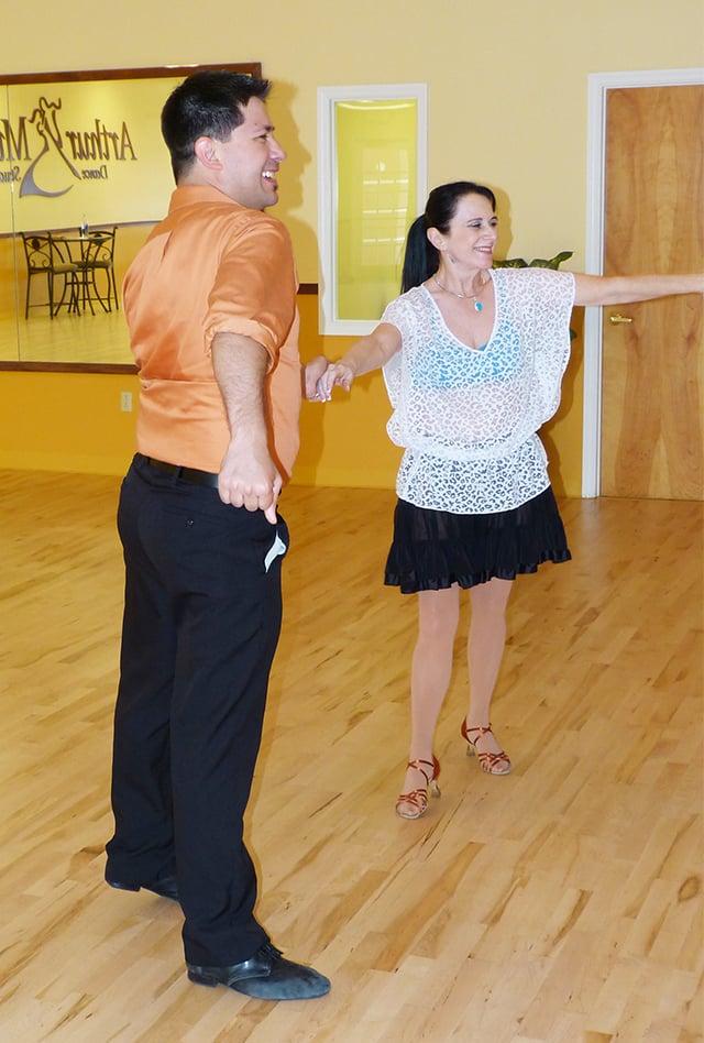 Arthur Murray Dance Centers Winter Park: 5562 Lake Howell Rd, Winter Park, FL