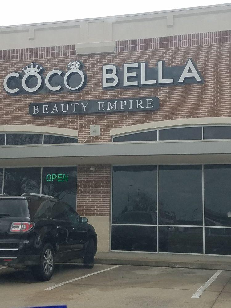 Coco Bella Beauty Empire: 10350 Hwy 6, Missouri City, TX