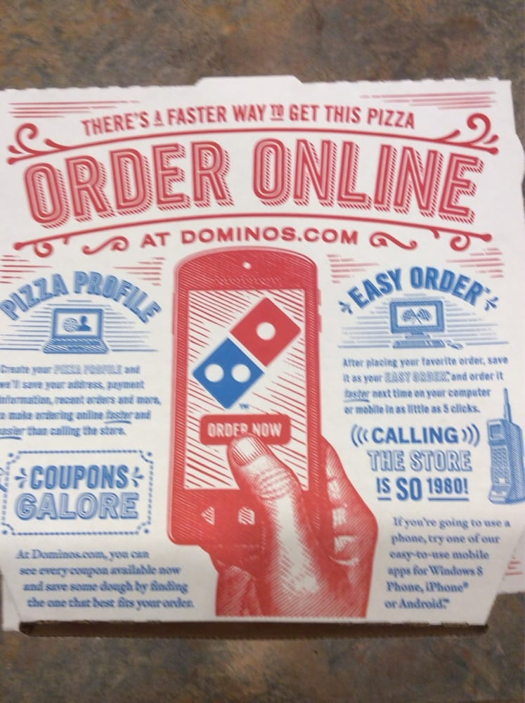 Domino's Pizza - Pizza - 1822 S Ridgewood Ave, Edgewater, FL - Restaurant Reviews - Phone Number ...