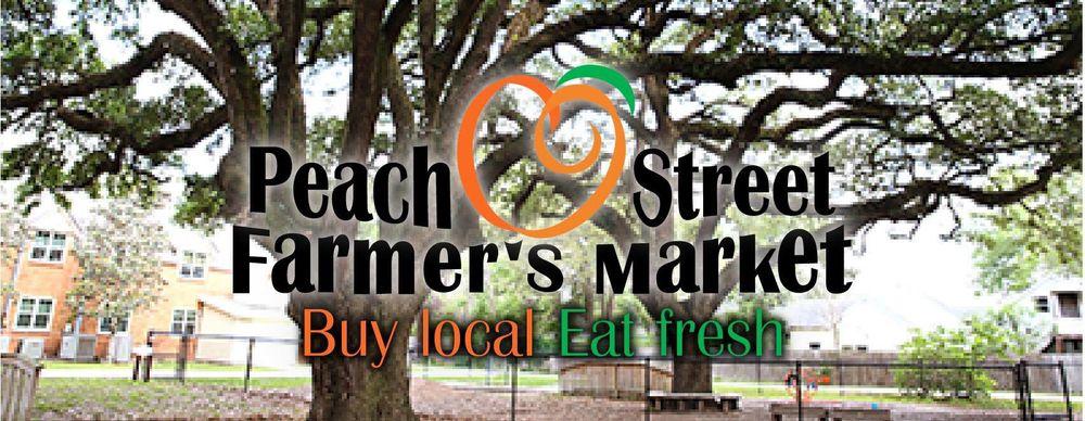 Peach Street Farmers Market: 234 S Arcola St, Angleton, TX