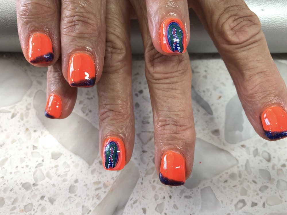 The Nail Spa: 5001 Celebration Pointe Ave, Gainesville, FL
