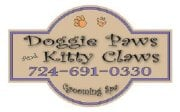 Doggie Paws & Kitty Claws Grooming Spa: 119 Arch Ave, Greensburg, PA