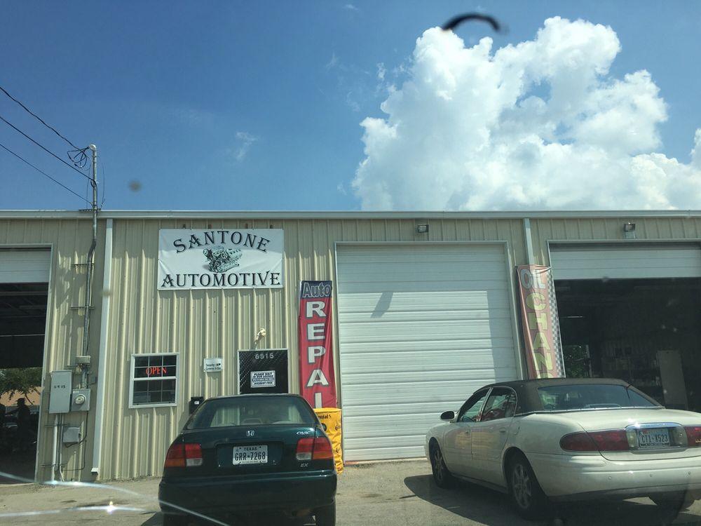 Santone Automotive Auto Repair 6515 Walzem Rd San