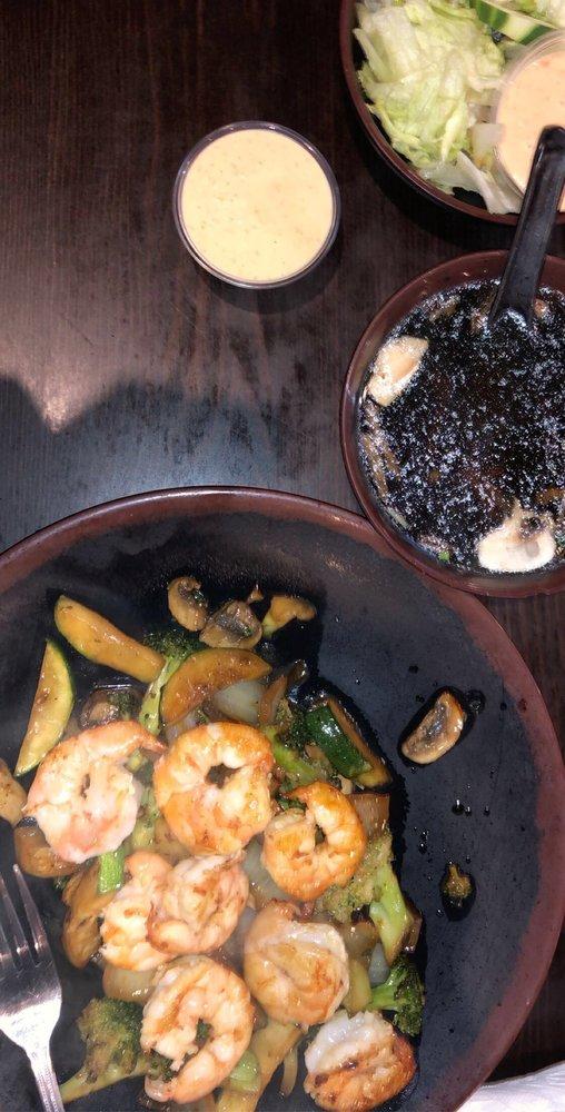 Yamato Japanese Steakhouse: 500 Jefferson Trl, Grenada, MS