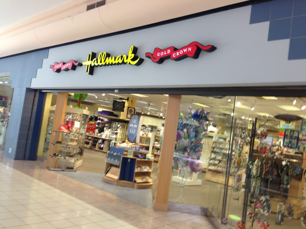 Steve 39 S Hallmark Store Front Newpark Mall Newark Ca Yelp