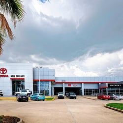 Toyota Of New Orleans 29 Photos Car Dealers 13150 I 10 Service