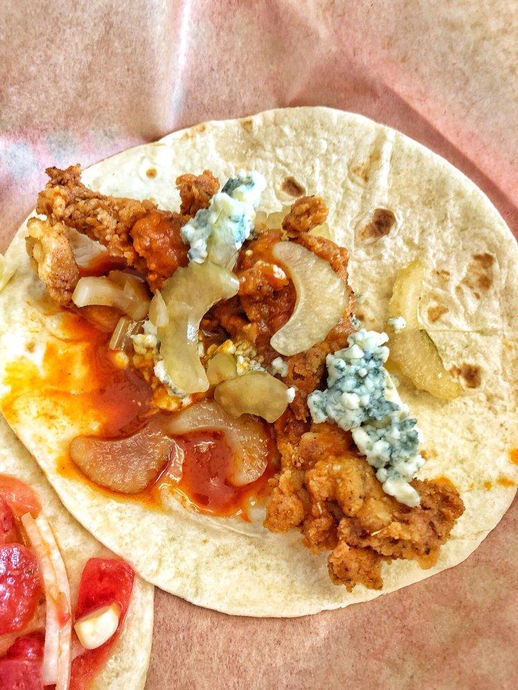 E & O Taco: 20 King Cotton Rd, Edisto Island, SC