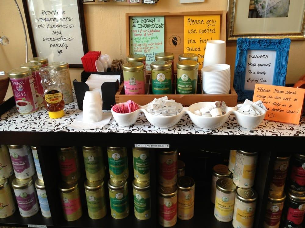Boston Tea Room Wyandotte