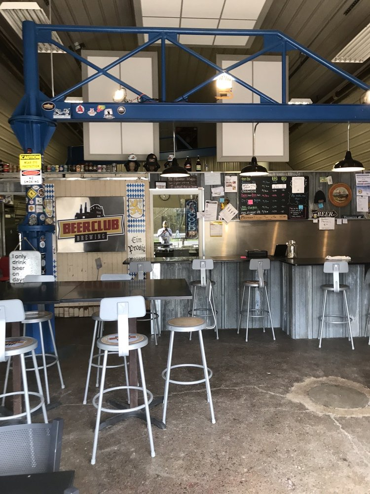 BeerClub Brewing: 954 Forest Ave E, Mora, MN