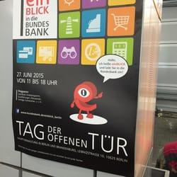 Deutsche Bundesbank Bank Sparkasse Leibnizstr 10