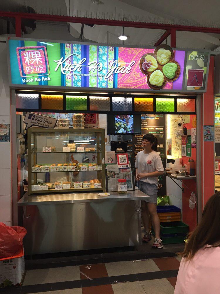 Kueh Ho Jiak Singapore