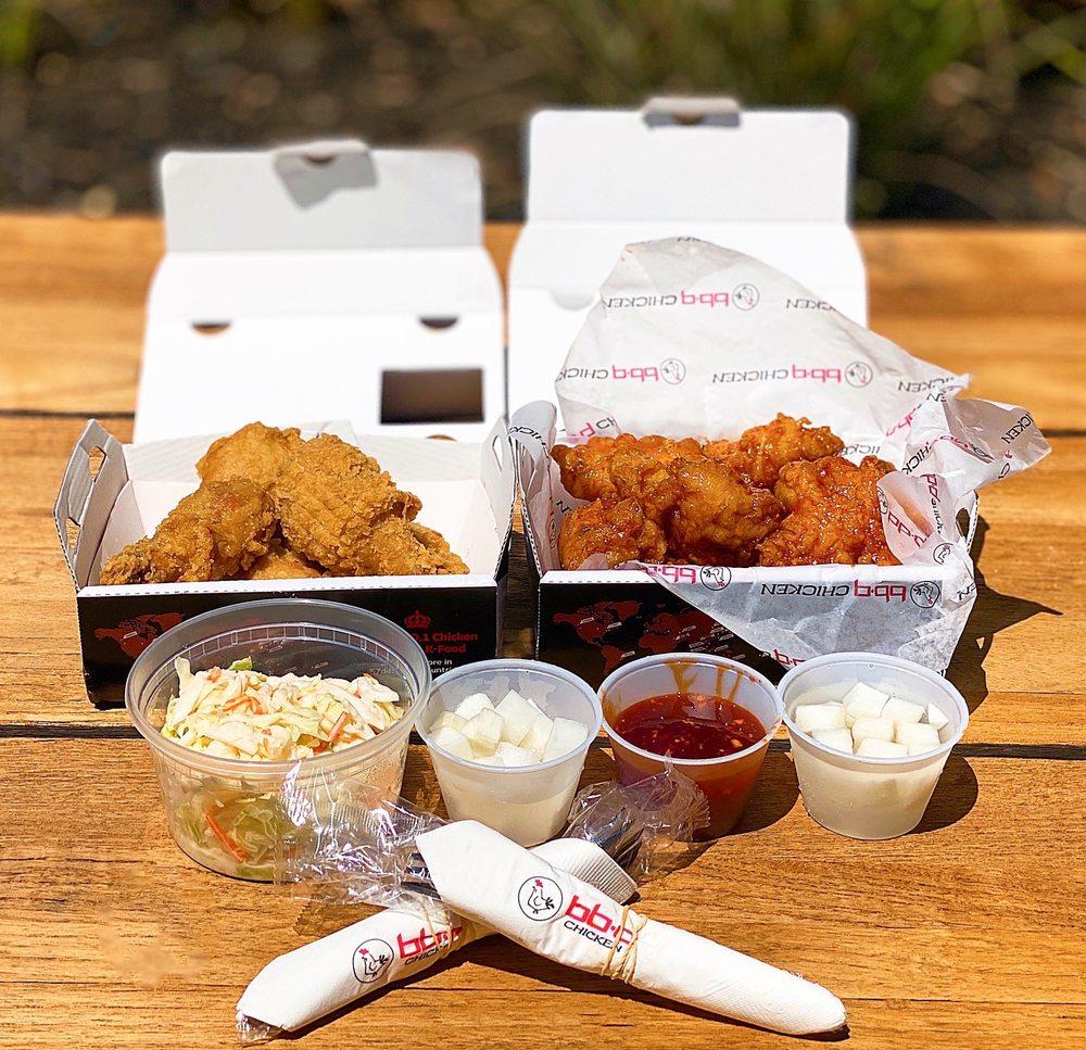 bb.q Chicken Apple Park: 10815 N Wolfe Rd, Cupertino, CA
