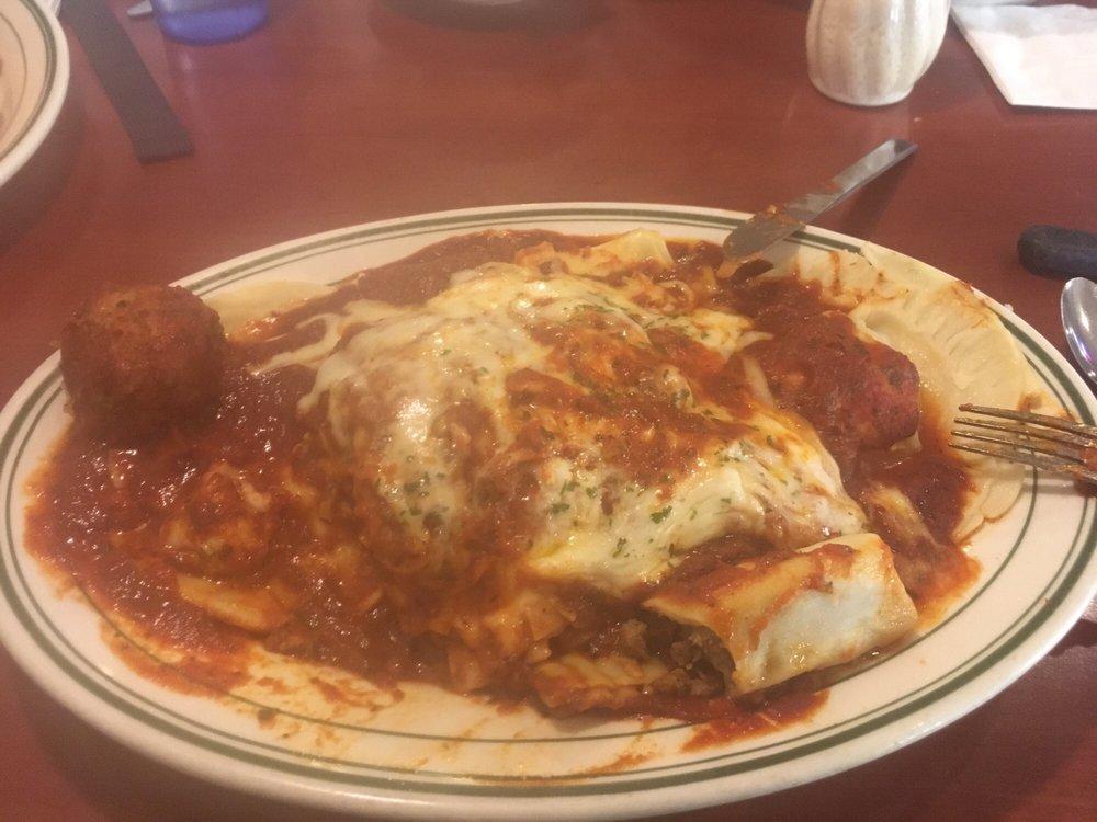 Paisano s italian restaurant order food online 22 for J j fish chicken milwaukee wi